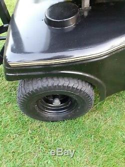 Single Seat Electric Golf Buggy Twin Heavy Duty Motors And Gearboxes
