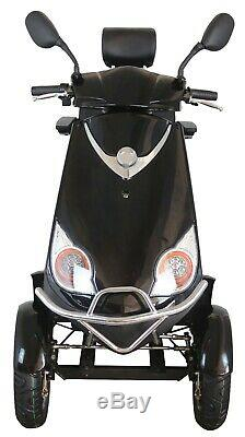 Splendid 4 Wheeled 20Ah 500W Electric Mobility Scooter FREE DELIVERY Green Power