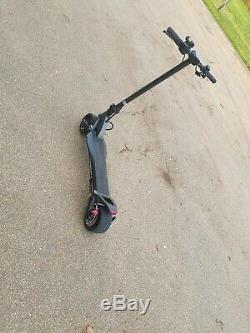 Sport Upgrade Widewheel Scooter