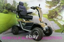 Spring Sale Pride Ranger 8 Mph Class 3 Large All Terrain Road Scooter