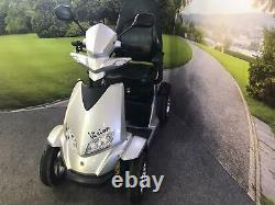 Spring Sale Rascal Vision 8 Mph Class 3 Large All Terrain Road Scooter
