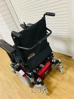 Sunrise Quickie Salsa M Powerchair Electric Deluxe Wheelchair inc Warranty