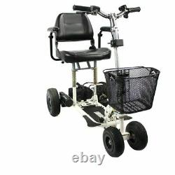 SupaScoota SPORT XL Folding Mobility Scooter FULLY SERVICED