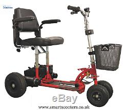 Supascoota Sport XL Folding Mobility Scooter Brand New with Free Delivery