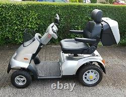 TGA BREEZE S4 8 mph mobility scooter with only 50 miles