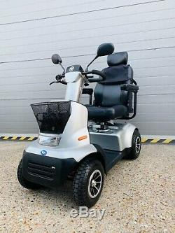 TGA Breeze 4 C Mid Size Road Legal Mobility Scooter 4 or 8 mph inc Warranty