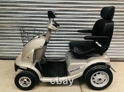 TGA Breeze 4 IV Large Mobility Scooter 8 mph Road Legal All Terrain inc Warranty
