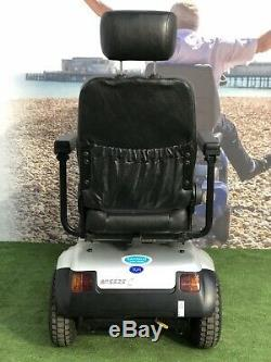 TGA Breeze Midi 4 Deluxe 8 MPH Mobility Scooter