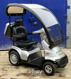 TGA Breeze S4 8MPH ELECTRIC Mobility Scooter OFF ROAD ALL TERRAIN