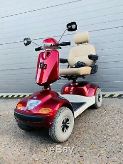 TGA Frontier Mid Size Road Legal Mobility Scooter 4 or 8 mph inc Warranty