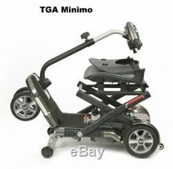TGA Minimo Folding Boot Mobility Scooter With Lithium Battery