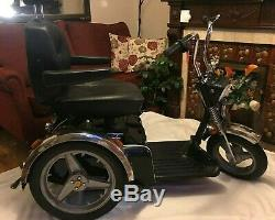 TGA SuperSport Large Electric Mobility Scooter 8mph bariatric disabled