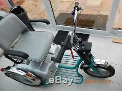 TGA SuperSport/Sportster Luxury All Terrain Mobility Scooter