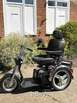 TGA Supersport, All Terrain 8MPH Mobility Scooter