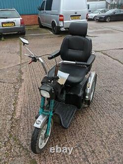 TGA Supersport Electric Mobility Scooter 8mph