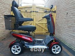 TGA VITA MOBILITY SCOOTER. ALL TERRAIN HEAVY DUTY 8 mph MOBILITY SCOOTER. DELIVER