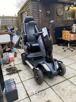 TGA VITA S 8MPH All Terrain Mobility Scooter