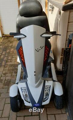 TGA Vita 4 Road Class 3 8mph Mobility Scooter
