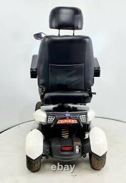TGA Vita S 2017 8mph Full suspension mobility scooter #MJ