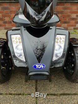 TGA Vita Sport 8 mph Mobility Scooter
