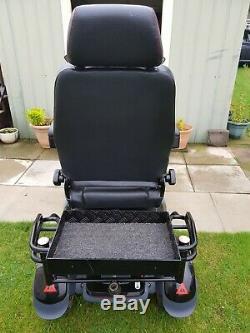 TGA Vita X mobility scooter Black