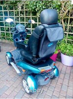TGA Vita full suspension 8mph mobility scooter