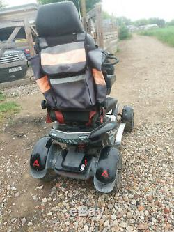 TGA Vita x Mobility scooter