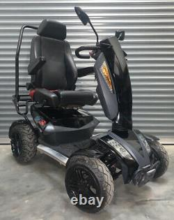 Tga Vita X All Terrain Off Road Electric Mobility Scooter 8mph Class 3