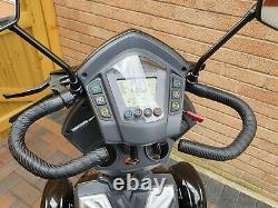 Tga Vita X Mobility Scooter. All Terrain Mobility Scooter. Tga Vita Monster. Mint