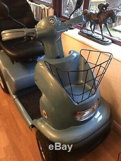 Tga breeze 4 mobility scooter