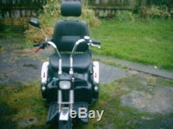 Tga supersport mobility scooter, spares or repair