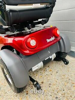Travelux Discovery Sport Luxury Large Size Mobility Scooter 8 mph inc Warranty