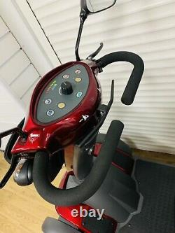 Travelux Discovery Sport Premium Large Size Mobility Scooter 8 mph inc Warranty