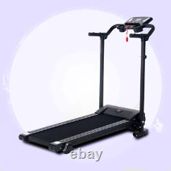 Treadmill Electric Motorised Heavy Duty Running Machine 1.5 HP Foldable Design