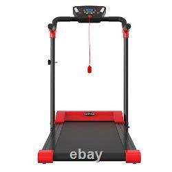 Treadmill Electric Motorised Heavy Duty Running Machine 1.5 HP Foldable Design
