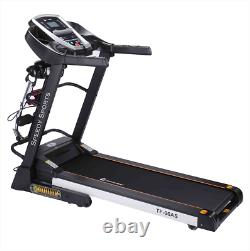 Treadmill with Massage Belt 2HP Heavy Duty Running Machine with Auto Incline