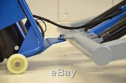 TyreON TSC2800E electric scissorlift, mobile, 2800 kg, height 125-142.5 cm 230V