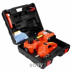 Universal Car Kit 12V 5T Car Electric Jack Floor Jack Heavy Duty Emergency