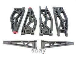 V5 Arrma Kraton Notorious Talion 6s BLX Heavy Duty A-Arm Set Suspension Arms EXB