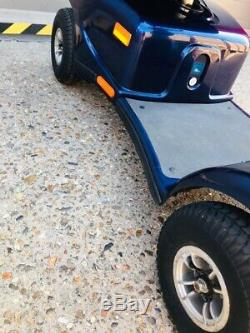 Van Os Excel Universe 4 Mid Size Mobility Scooter 8 mph Suspension & Warranty