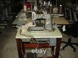 Very Heavy Duty Singer 124-b-1 Bag / Sack Stitcher Chainstitch Sewing Machine