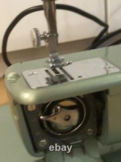 Vintage Husqvarna Viking 21E Sewing Machine (heavy duty)