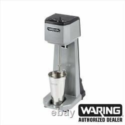 Waring WDM120 Heavy Duty Single Spindle Drink Mixer Commercial Full Warranty