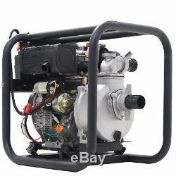 Water Pump Diesel 2 ELECTRIC START 36,000 L/HR 4.2hp HEAVY DUTY