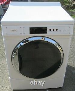 Whirlpool 3LCED9100WQ heavy duty Tumble dryer, RRP 1499. 12M Guarantee