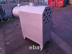 Woodburning Heater For Large Space Heavy Duty