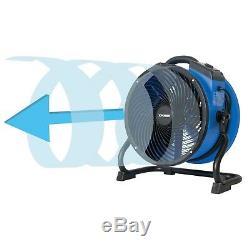 XPOWER FC-300 Portable 14 inch Heavy Duty Whole Room Vortex Air Circulator Fan