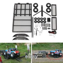 Xtra Speed Trailer Crawler Truck 110 Heavy Duty Truck RC Cars EP #XS-59619